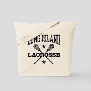 Long Island Lacrosse Tote Bag