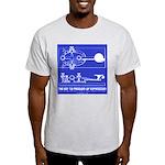 HamTees.com Morse Key Light T-Shirt