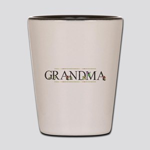 Grandma Shot Glass