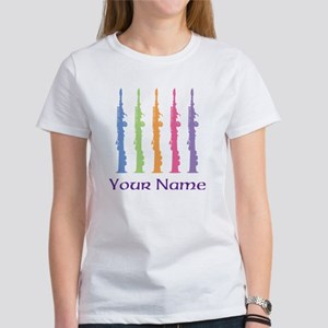 Personalized Oboe Women's T-Shirt