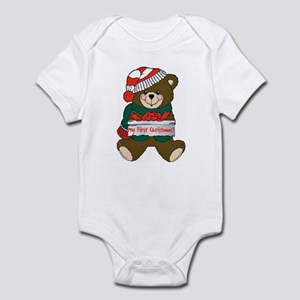 My First Christmas Infant Bodysuit