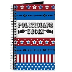 Politicians Suck! Journal