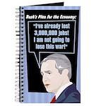 Bush Economics Journal-Style Notebook