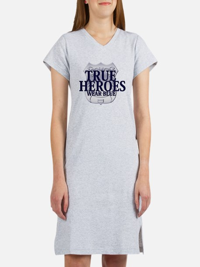 Police: True Heroes Women's Nightshirt