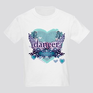 dancer forever by DanceShirts.com Kids Light T-Shi