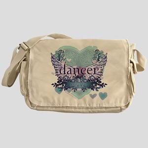 dancer forever by DanceShirts.com Messenger Bag