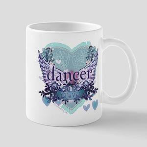 dancer forever by DanceShirts.com Mug
