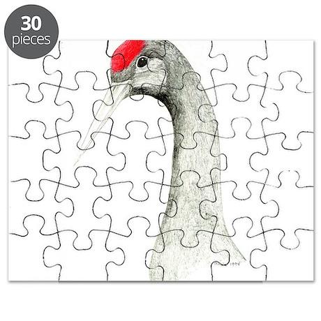 Sandhill Crane Puzzle