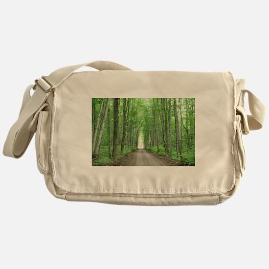 Cathedral Road Messenger Bag