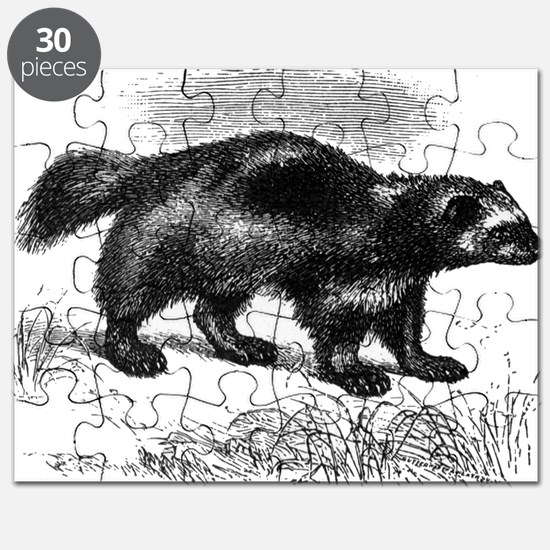 Wolverine Puzzle