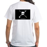 SHHS Logo Front - Venomous Jolly Roger on Back