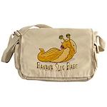 Banana Slug Babe Messenger Bag
