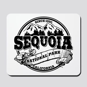 Sequoia Old Circle Mousepad