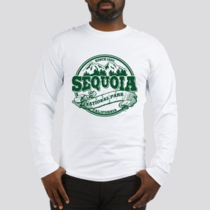 Sequoia Old Circle Green Long Sleeve T-Shirt