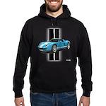 New Racing Car Hoodie (dark)
