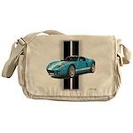 New Racing Car Messenger Bag
