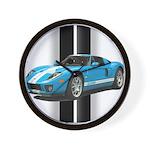 New Racing Car Wall Clock