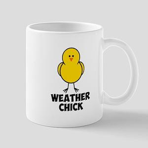 Weather Chick Mug