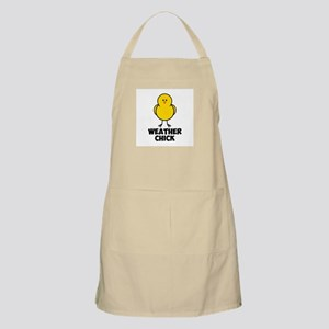 Weather Chick Apron