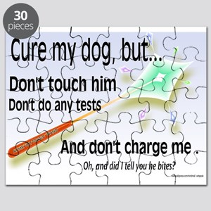 Cure My Dog Puzzle