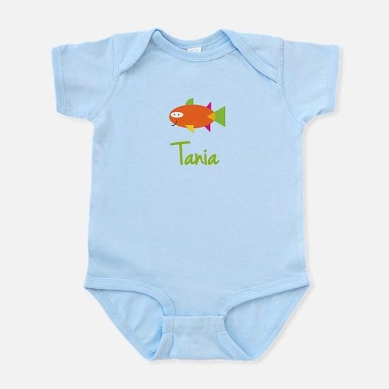 Tania is a Big Fish Infant Bodysuit