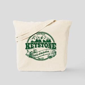 Keystone Old Circle 3 Green Tote Bag