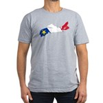 Acadia - Acadie - Nova Scotia Men's Fitted T-Shirt