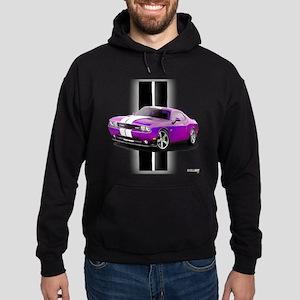 New Dodge Challenger Hoodie (dark)