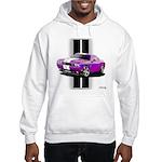 New Dodge Challenger Hooded Sweatshirt