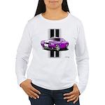 New Dodge Challenger Women's Long Sleeve T-Shirt
