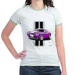 New Dodge Challenger Jr. Ringer T-Shirt