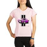 New Dodge Challenger Performance Dry T-Shirt