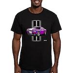 New Dodge Challenger Men's Fitted T-Shirt (dark)
