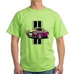 New Dodge Challenger Green T-Shirt