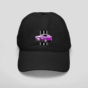 New Dodge Challenger Black Cap