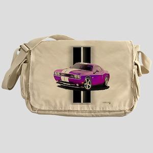 New Dodge Challenger Messenger Bag