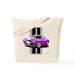 New Dodge Challenger Tote Bag