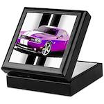 New Dodge Challenger Keepsake Box