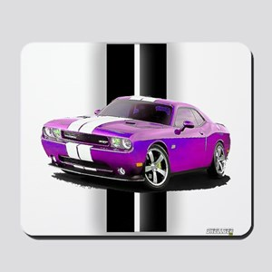 New Dodge Challenger Mousepad