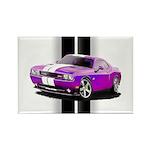 New Dodge Challenger Rectangle Magnet (100 pack)