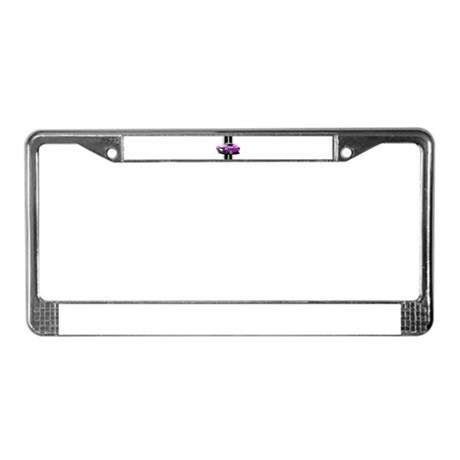 New Dodge Challenger License Plate Frame by originalautomobile