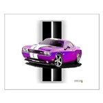 New Dodge Challenger Small Poster