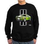 New Challenger Green Sweatshirt (dark)