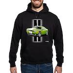 New Challenger Green Hoodie (dark)
