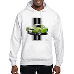 New Challenger Green Hooded Sweatshirt