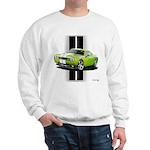 New Challenger Green Sweatshirt