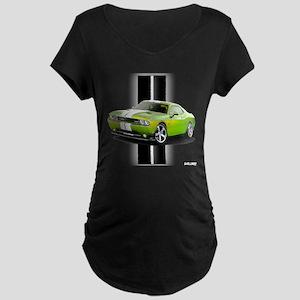 New Challenger Green Maternity Dark T-Shirt