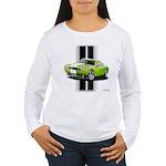 New Challenger Green Women's Long Sleeve T-Shirt
