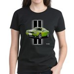 New Challenger Green Women's Dark T-Shirt