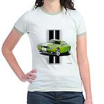 New Challenger Green Jr. Ringer T-Shirt